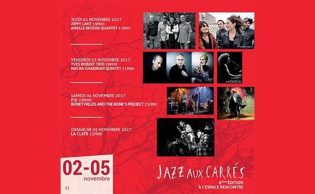 Jazz aux Carrés