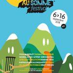 Affiche Jazz au Sommet 2018