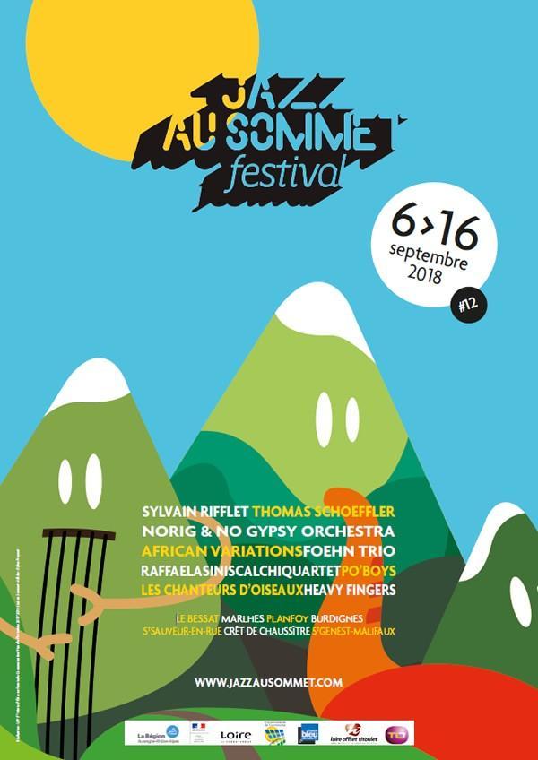 Jazz au Sommet 2018