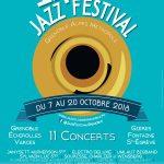 14ème Grenoble Alpes Métropole Jazz Festival