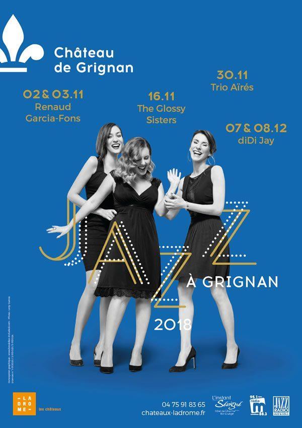 Jazz à Grignan 2018