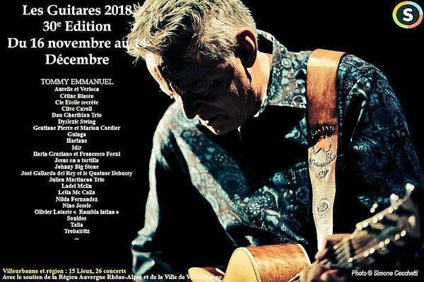 Les Guitares 2018
